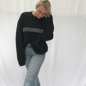 Vintage oversized Gap sweater.